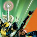 Astonishing X-Men #1 cover