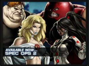 Avengers Alliance: Spec Ops 2 mission