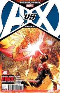 Avengers vs X-Men #11 cover
