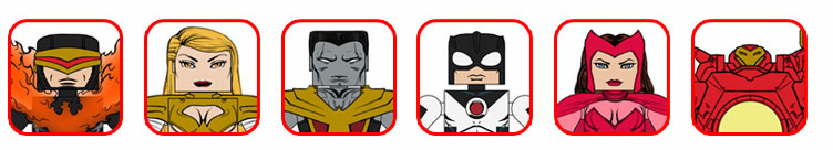 Vote now! Avengers vs X-Men: Toys 'R' Us Minimates