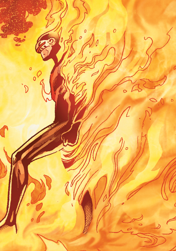 Cyclops as Phoenix