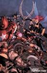 Dark Avengers/Uncanny X-Men: Exodus Cover