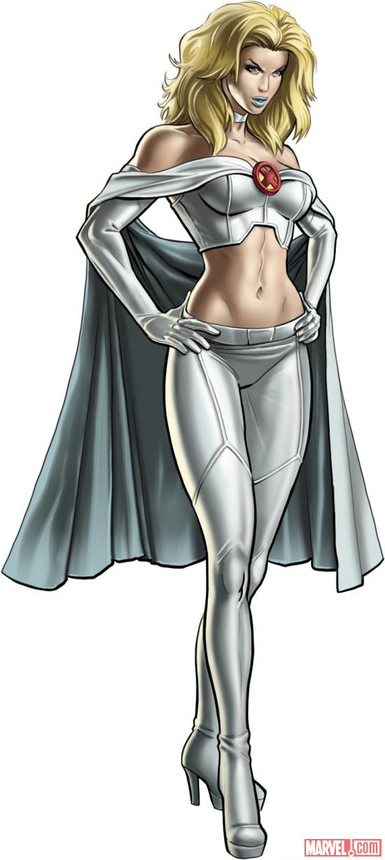 Avengers Alliance: Emma Frost costume