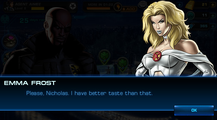 Emma Frost: Blob mission dialogue, 03