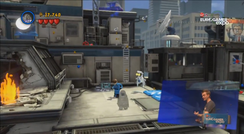Emma Frost playable in LEGO Marvel Super Heroes