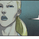 Emma Frost can get away with dressing that way