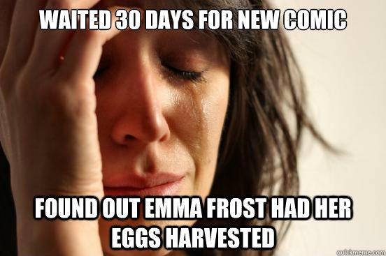 emma frost quick meme