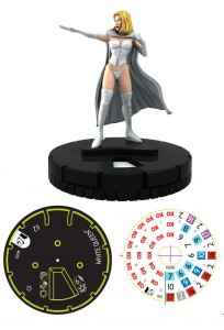Emma Frost White Queen HeroClix