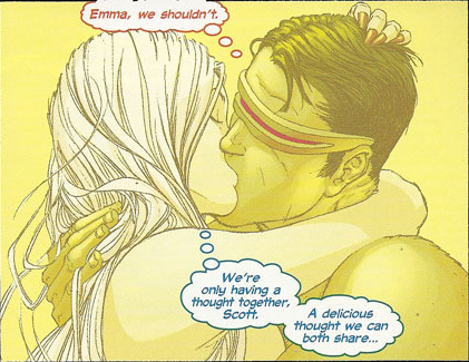 Blame emma frost on the january jones and james marsden affair
