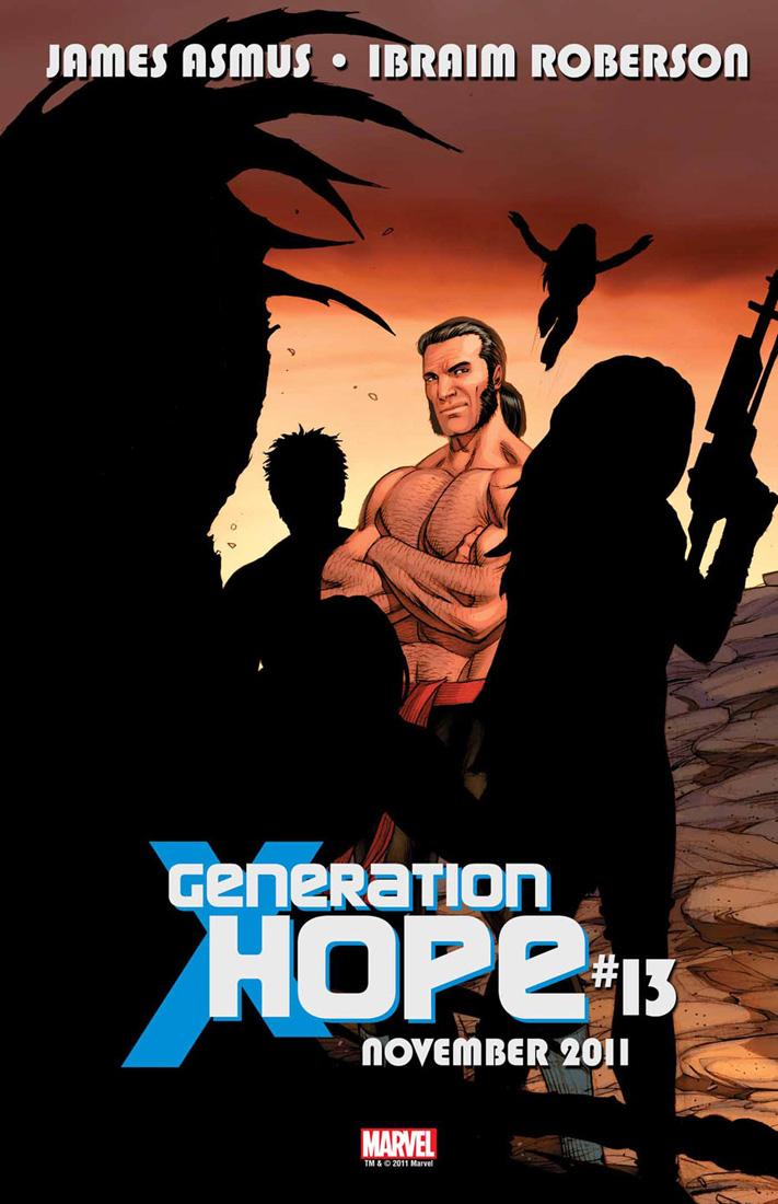 generation hope 13