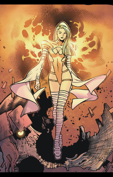 Phoenix Five: Emma Frost costume
