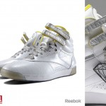 Reebok x Marvel: Emma Frost shoes