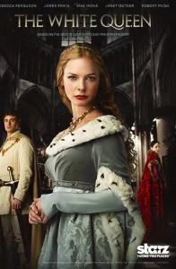 Starz' The White Queen TV show