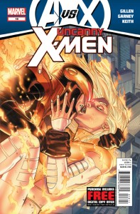 Uncanny X-Men #18 cover