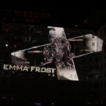 'X-Men: First Class' 3D Projection: It's Emma Frost!