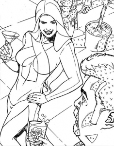 x-men emma frost #1, page 3