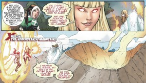 Magik in X-Men Legacy #269