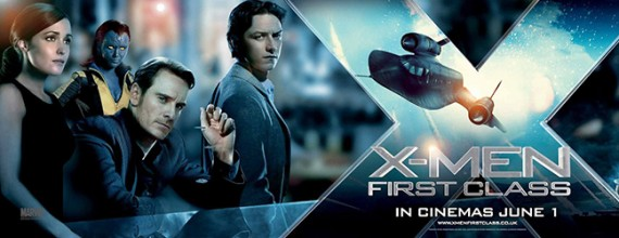 &#039;X-Men: First Class&#039; UK promo