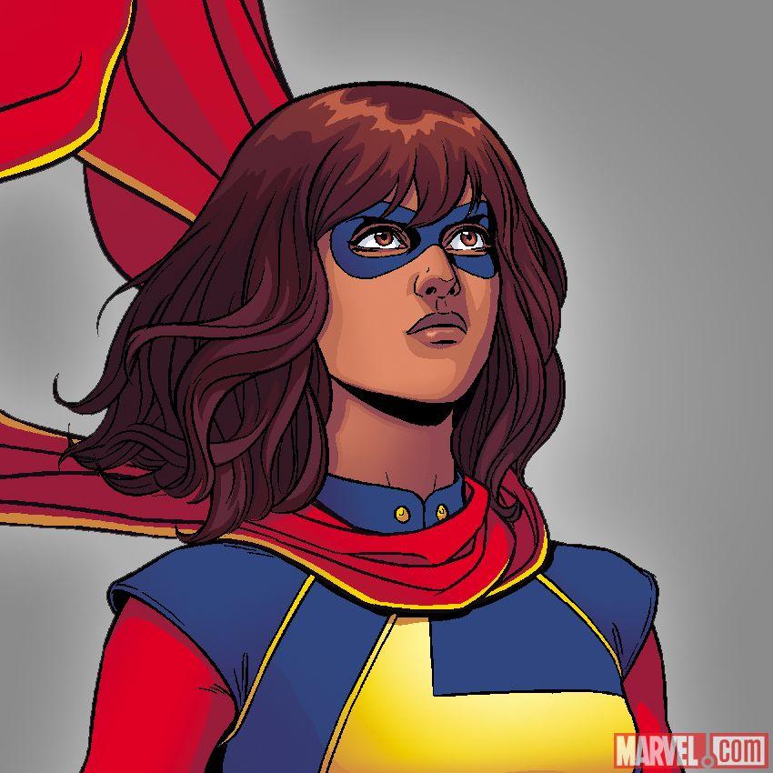 Ms. Marvel (Kamala Khan)