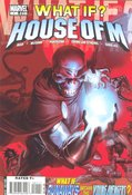 What If? House Of M (2009) #1 cover