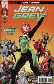 Jean Grey (2017) #11