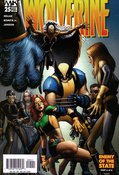 Wolverine (2003) #25 cover