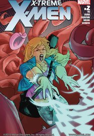 X-Treme X-Men (2012) #2 cover