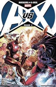 Avengers Vs. X-Men (2012) #2 cover