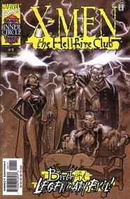 X-Men: The Hellfire Club (2000) #1
