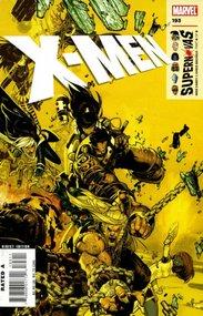 X-Men (2004) #193
