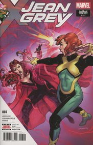 Jean Grey (2017) #7 cover