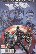 Uncanny X-Men: The Heroic Age (2010) #1 cover