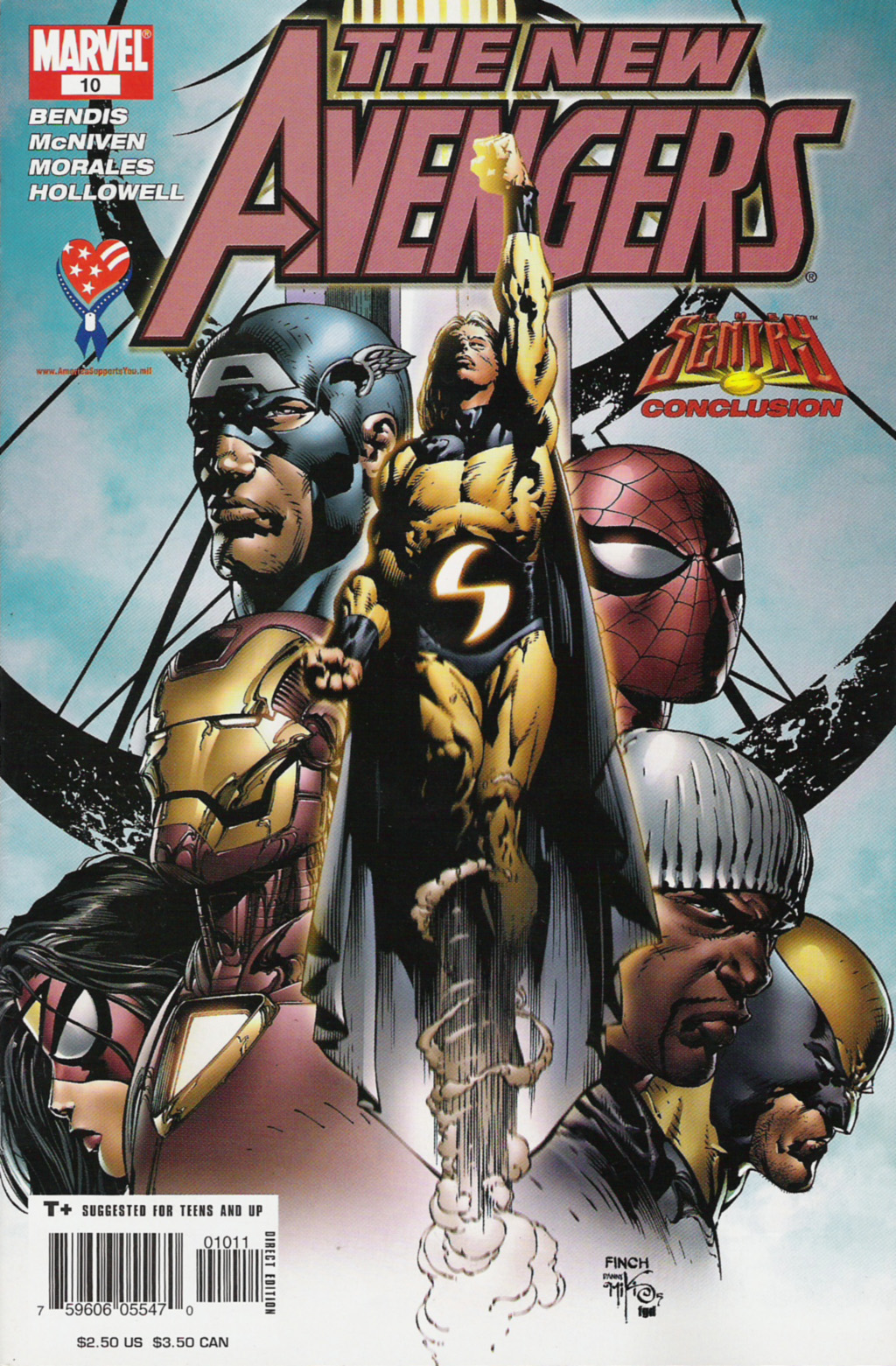 The New French Teenage Fashion Collection Une Fille From: The New Avengers (2005) #10