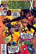 Generation X (1994) #52 cover