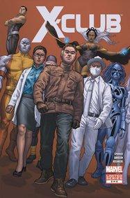 X-Club (2011) #5