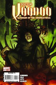 Doctor Voodoo: Avenger of the Supernatural (2009) #4