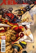 X-Men: To Serve and Protect (2011) #2 cover