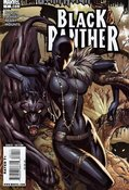 Black Panther (2009) #1 cover