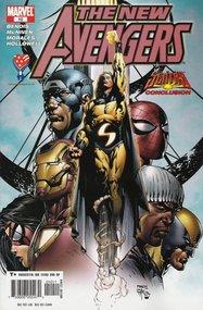 The New Avengers (2005) #10