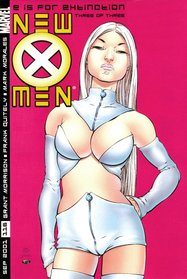 New X-Men (2001) #116 cover