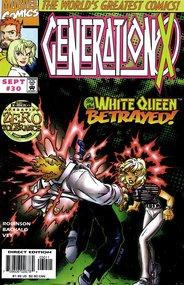 Generation X (1994) #30