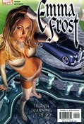 Emma Frost (2003) #5 cover