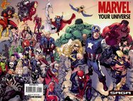 Marvel: Your Universe #1