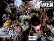 Astonishing X-Men (2004) #25