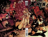 Astonishing X-Men (2004) #36 cover