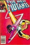 New Mutants (1983) #17 cover