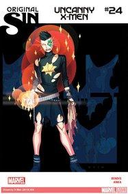 Uncanny X-Men (2013) #24 cover