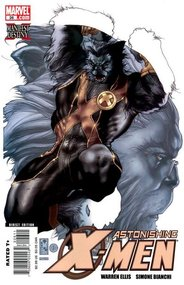Astonishing X-Men (2004) #26 cover