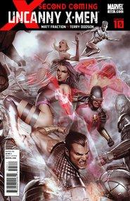 Uncanny X-Men (1963) #525 cover
