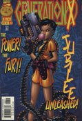 Generation X (1994) #26 cover
